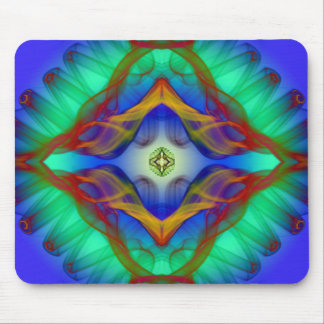 Smoke and Mirrors Mouse Pad