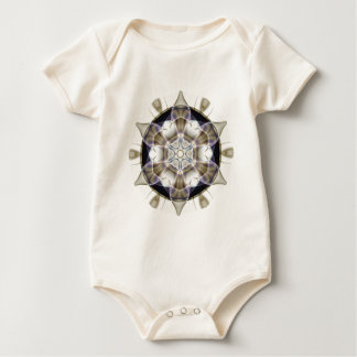 Smoke Art Baby Bodysuit