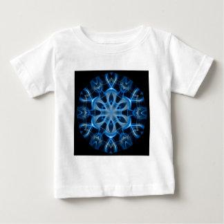 Smoke Art Kaleidoscope Baby T-Shirt