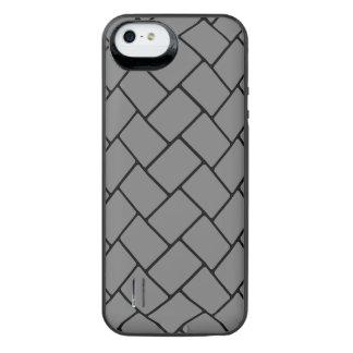 Smoke Basket Weave 2 iPhone 6 Plus Case