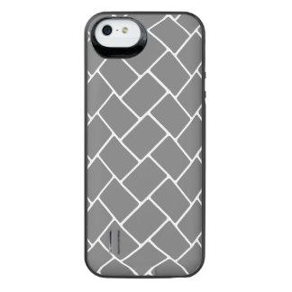 Smoke Basket Weave iPhone 6 Plus Case