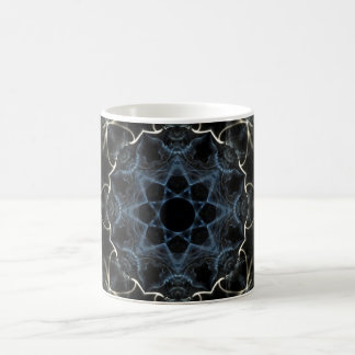 Smoke flower Kaleidoscope mug
