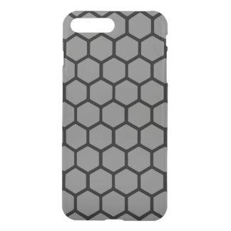 Smoke Hexagon 4 iPhone 7 Plus Case