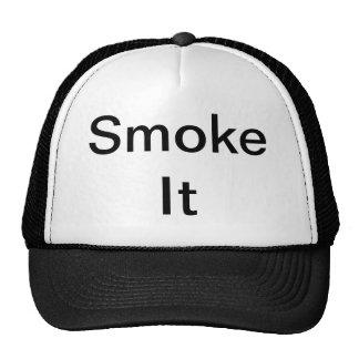 Smoke It Cap