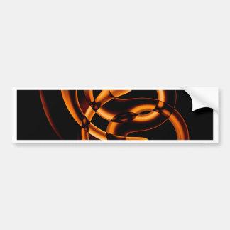 Smoke n Gold (3).JPG Bumper Sticker
