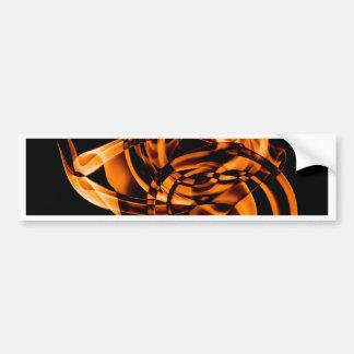 Smoke n Gold (4).JPG Bumper Sticker
