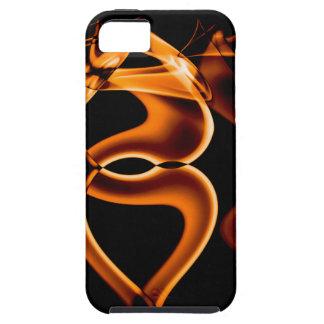 Smoke n Gold (7).JPG Tough iPhone 5 Case