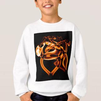 Smoke n Gold (8).JPG Sweatshirt