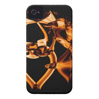 Smoke n Gold (9).JPG iPhone 4 Cover