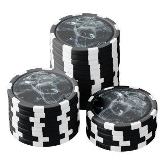 Smoke Poker Chip Set