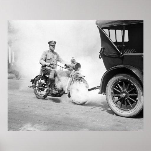 Smoke Screen: 1923 Poster