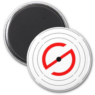 Smoke Signals Magnet - #1