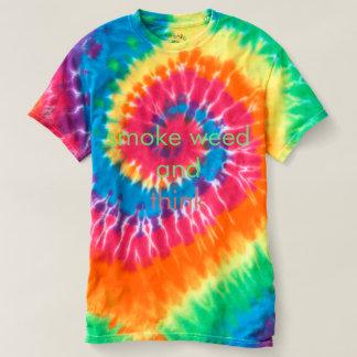 Smoke Weed And Think T-Shirt