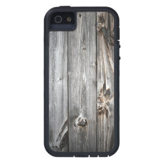 Smoked Wood Pattern iPhone 5 Cover