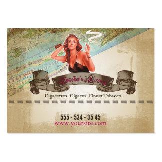 Smoker s Lounge - Business Card