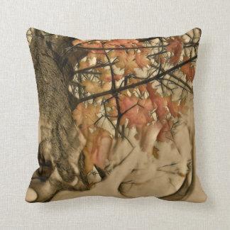 Smokey Autumn Cushion