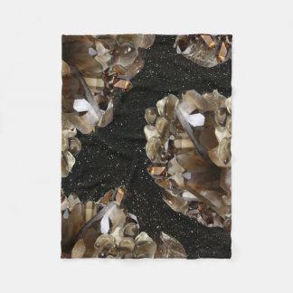 Smokey Beauty Fleece Blanket