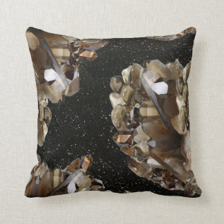 Smokey Beauty Throw Cushion