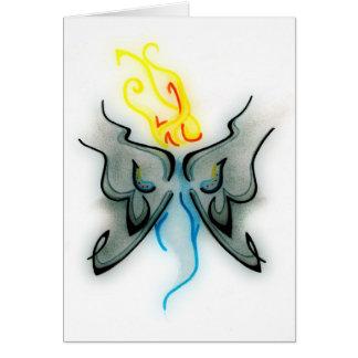 Smokey Card