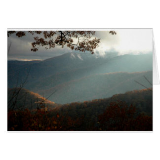 Smokey Dreams Card