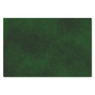 ~ Smokey Forest Green Tissue Paper