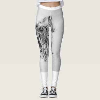 Smokey Octopus legginh Leggings