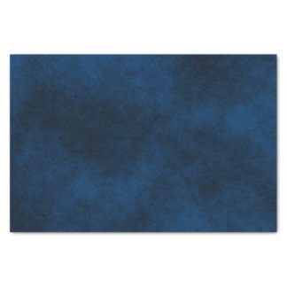 * Smokey Peacock Blue Tissue Paper