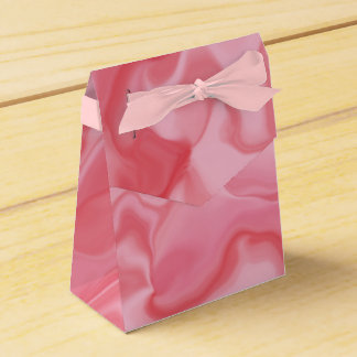 Smokey Rose Party Favour Box