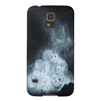 Smokey Skulls Galaxy S5 Cover