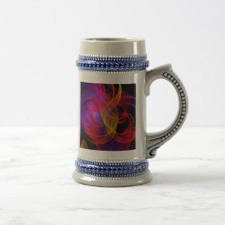 Smokey Swirls Coffee Mugs