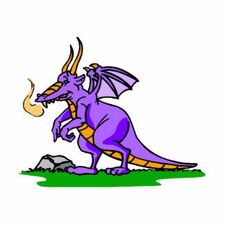 Smokey the Dragon Photo Cutout