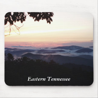 Smokies, Eastern Tennessee Mouse Mat