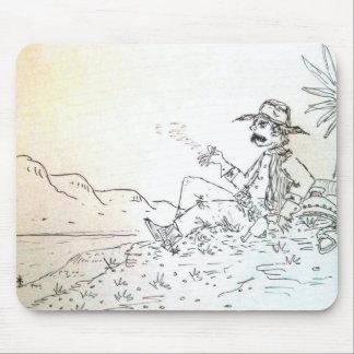Smokin Cowboy Mousepad