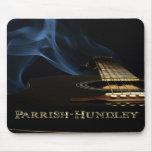 Smokin' Guitar PHB Mouse Pad