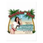 Smokin Hot Postcard
