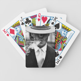 smokin weed products bicycle playing cards