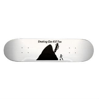 Smoking Can Kill You Skate Board