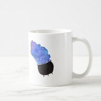 Smoking Cauldron Coffee Mug