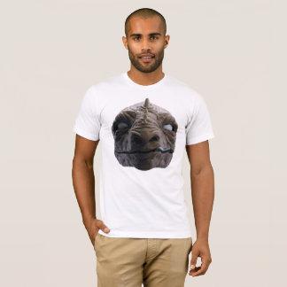 Smoking dinosaur T-Shirt