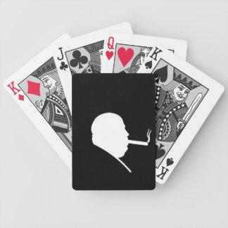 Smoking Gangster Poker Playing Cards