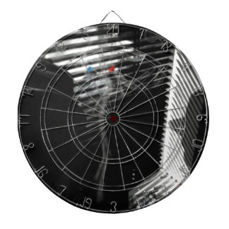 Smoking Gun Dart Board