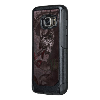 Smoking is bad for your health OtterBox samsung galaxy s7 case