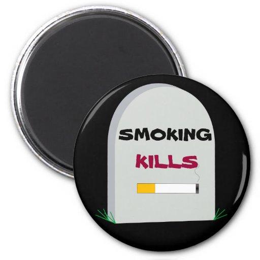 Smoking Kills, fridge magnet