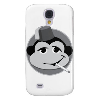 smoking monkey cell phone case