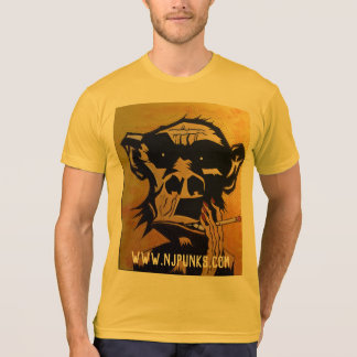 Smoking Simian T-Shirt