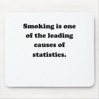 Smoking Statistics Mousepad