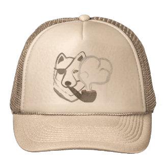 Smoking Wolf Hats