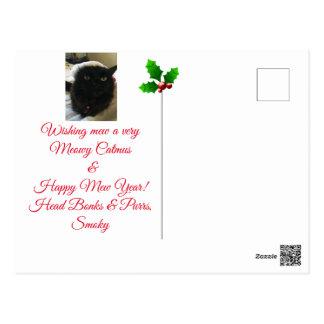 Smoky Catmus Card