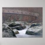 Smoky Mountain Bridge Print