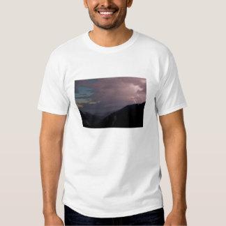 Smoky Mountain Lightning Tee Shirt